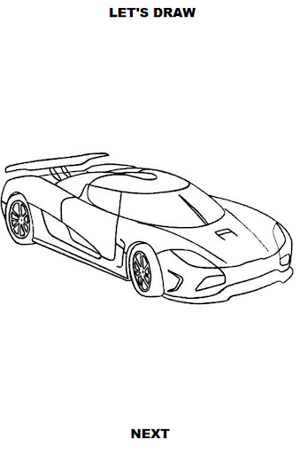 How to Draw Cars screenshot 5