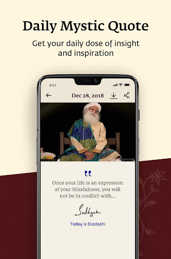 Sadhguru screenshot 7
