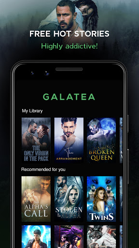 GALATEA screenshot 1