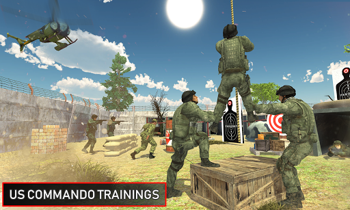Army Mission Games screenshot 1