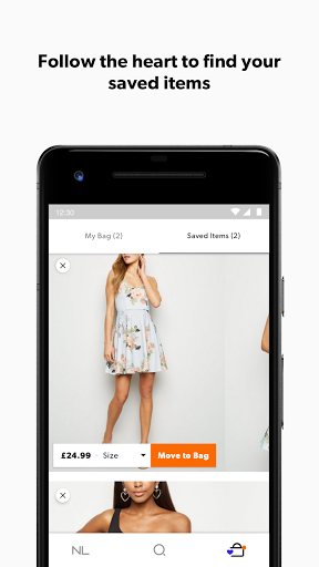 New Look Fashion Online screenshot 5