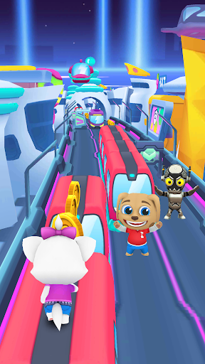 Panda Panda Run screenshot 2