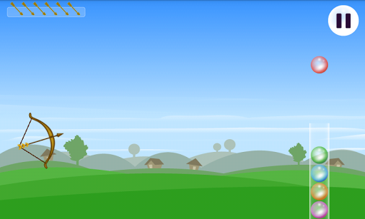 Bubble Archery screenshot 4