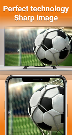 Connect the phone to TV screenshot 3