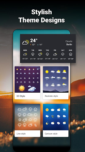 Weather Forecast & Live Weather screenshot 2