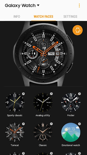 Galaxy Watch Plugin screenshot 4