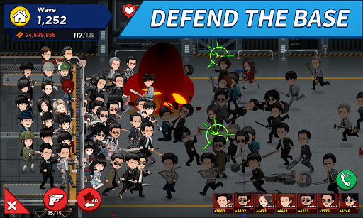 Idle Fighters screenshot 3