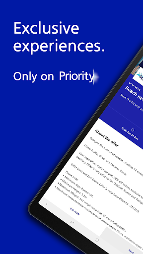 Discount Tickets, Spa Vouchers & more: O2 Priority screenshot 9