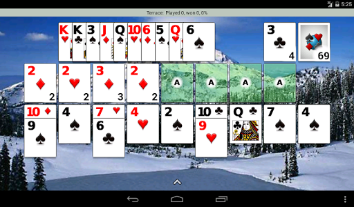 Patience Revisited Solitaire screenshot 4