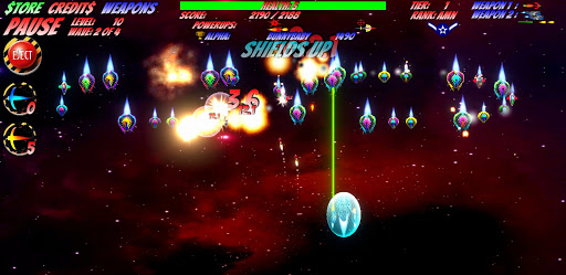 Space D-Fense screenshot 4