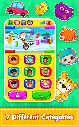 Baby Phone for toddlers screenshot 18