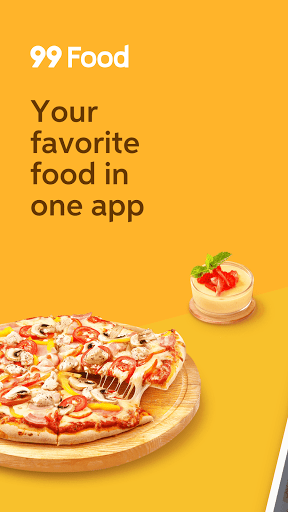 99 Food - Food Delivery screenshot 1
