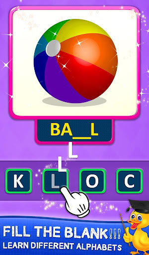 Matching Spelling And Object screenshot 10