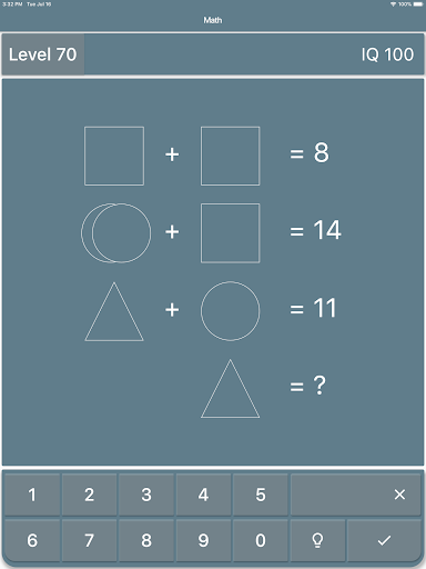 Math Riddles: IQ Test screenshot 9