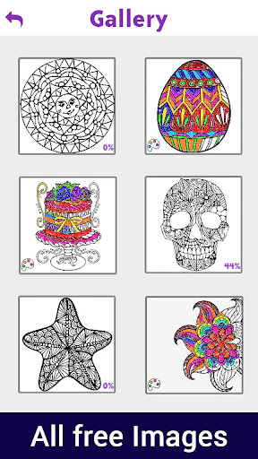 Dot to Dot to Glitter Coloring:Adult Coloring Book screenshot 1