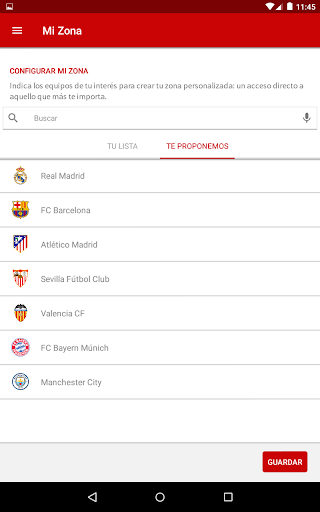 AS - News and sports results. screenshot 14