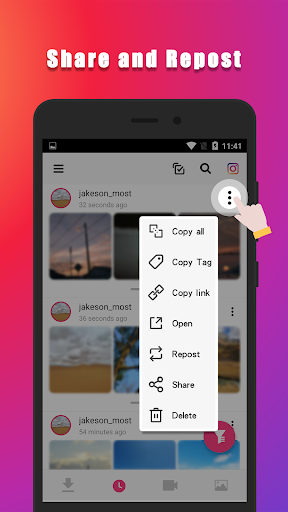 Video Downloader for Instagram (Super Fast) screenshot 5