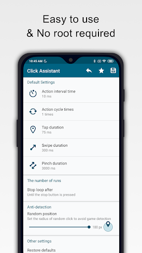 Click Assistant screenshot 1