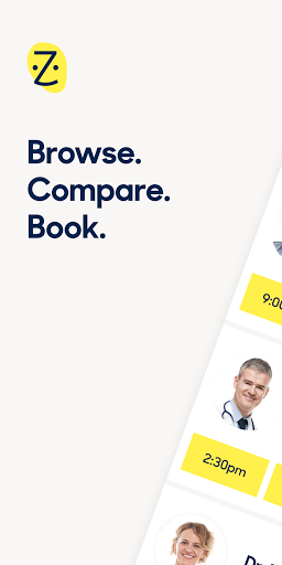 Zocdoc Find A Doctor & Book On Demand Appointments screenshot 1