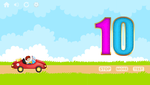 1 to 100 number counting game screenshot 3