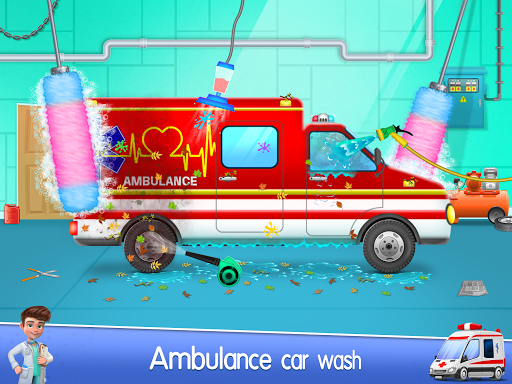City Ambulance Doctor Hospital screenshot 14