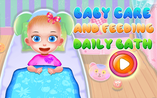Baby Care And Feeding - Daily Bath screenshot 1