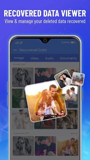 Photo Recovery-Deleted Data recovery-Restore Files screenshot 5