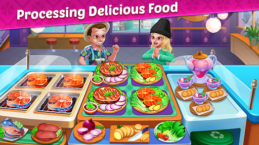 Cooking Tasty: The Worldwide Kitchen Cooking Game screenshot 1