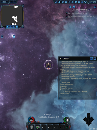 Voidspace (test servers only) screenshot 9