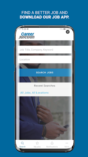 CareerJunction - Search for the latest jobs in SA Bildschirmfoto 5