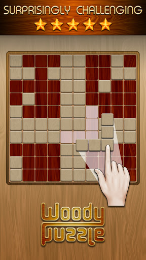 Woody Block Puzzle ® screenshot 2