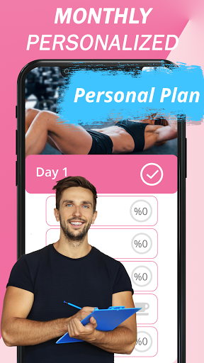 Lose Belly Fat Workouts screenshot 2