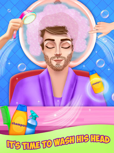 Barber Hair Salon & Beard Makeover screenshot 7
