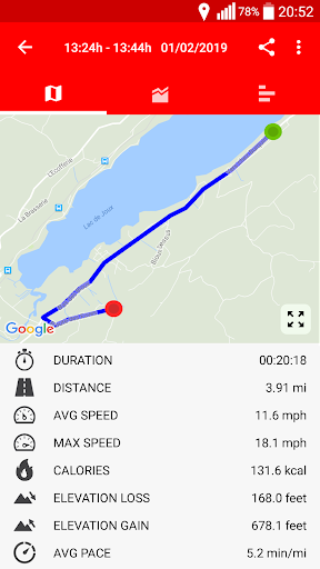 Cycling - Bike Tracker screenshot 2