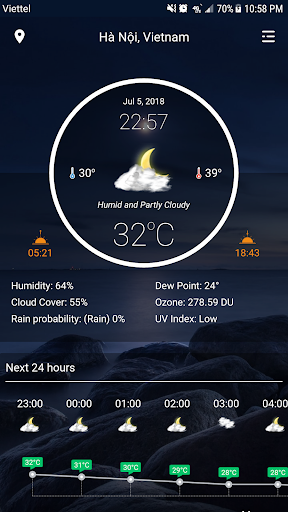 Weather - Weather Real-time Forecast screenshot 1
