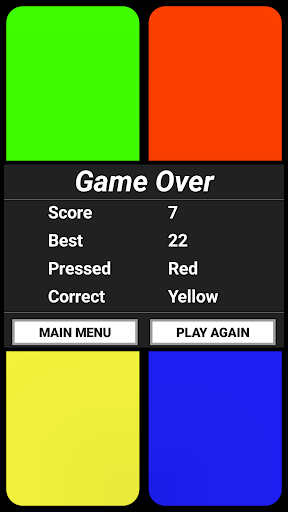 Simon Says - Memory Game screenshot 6