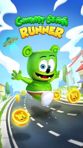 Gummy Bear Run screenshot 1