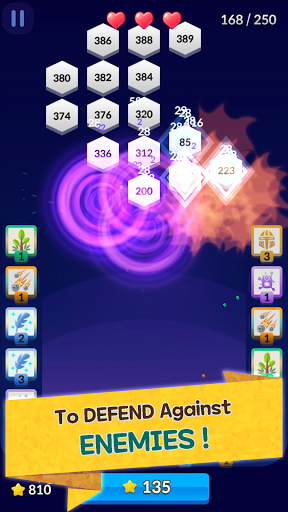 Merge Fusion Defense screenshot 1