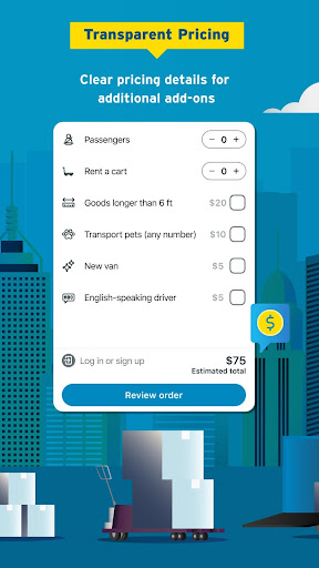 GOGOX (formerly GOGOVAN)-Your Delivery App screenshot 5