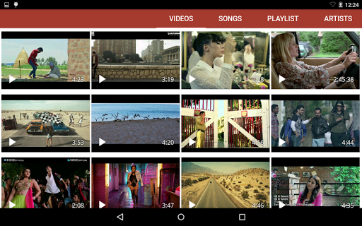 Music Player, Video Player for all format screenshot 19