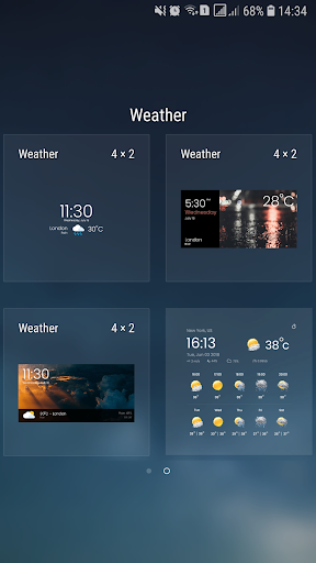 Weather Forecast screenshot 20