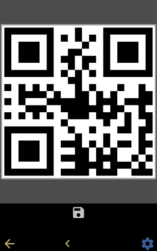 1D/2D Code Scanner screenshot 14
