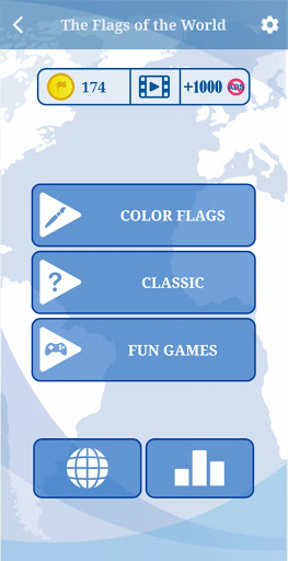 The Flags of the World screenshot 1
