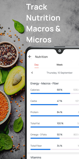 Calorie counter, Food diary, Diet, Fitness coach screenshot 2