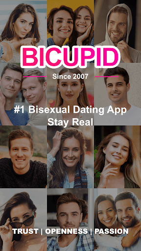 Dating & Chat App For Couples & Singles - BiCupid screenshot 1