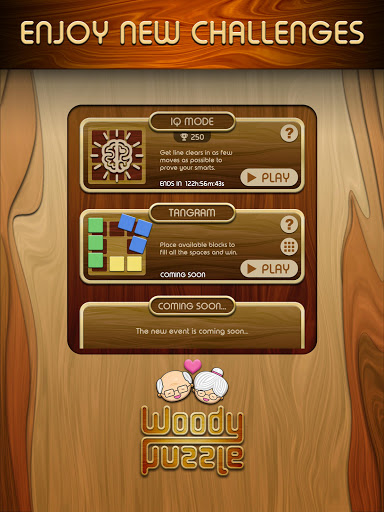 Woody Block Puzzle ® screenshot 11