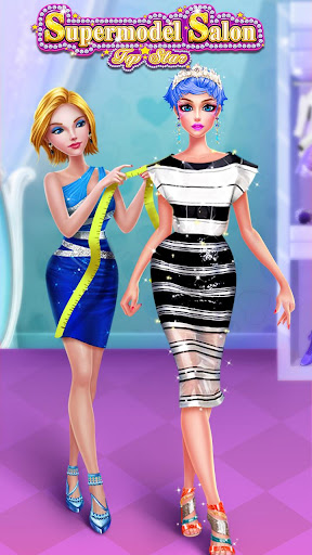 Top Model Makeup Salon screenshot 2