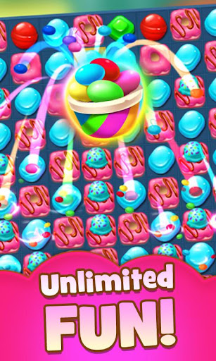 Candy Blast Mania - Match 3 Puzzle Game screenshot 7
