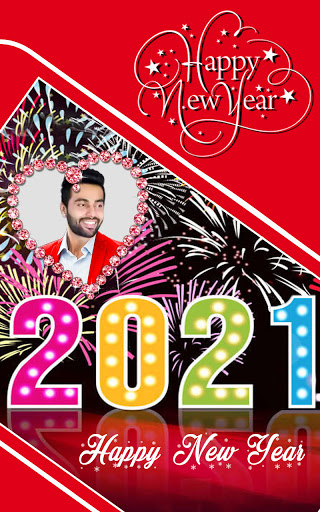 New Year Photo Editor - Photo Frames screenshot 12