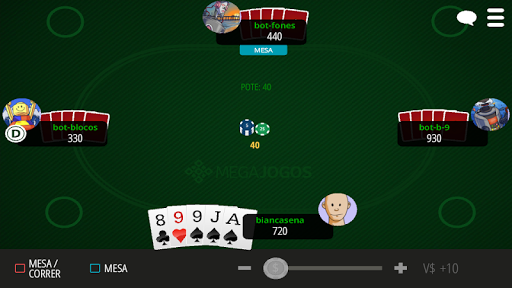 Poker 5 Card Draw - 5CD screenshot 4